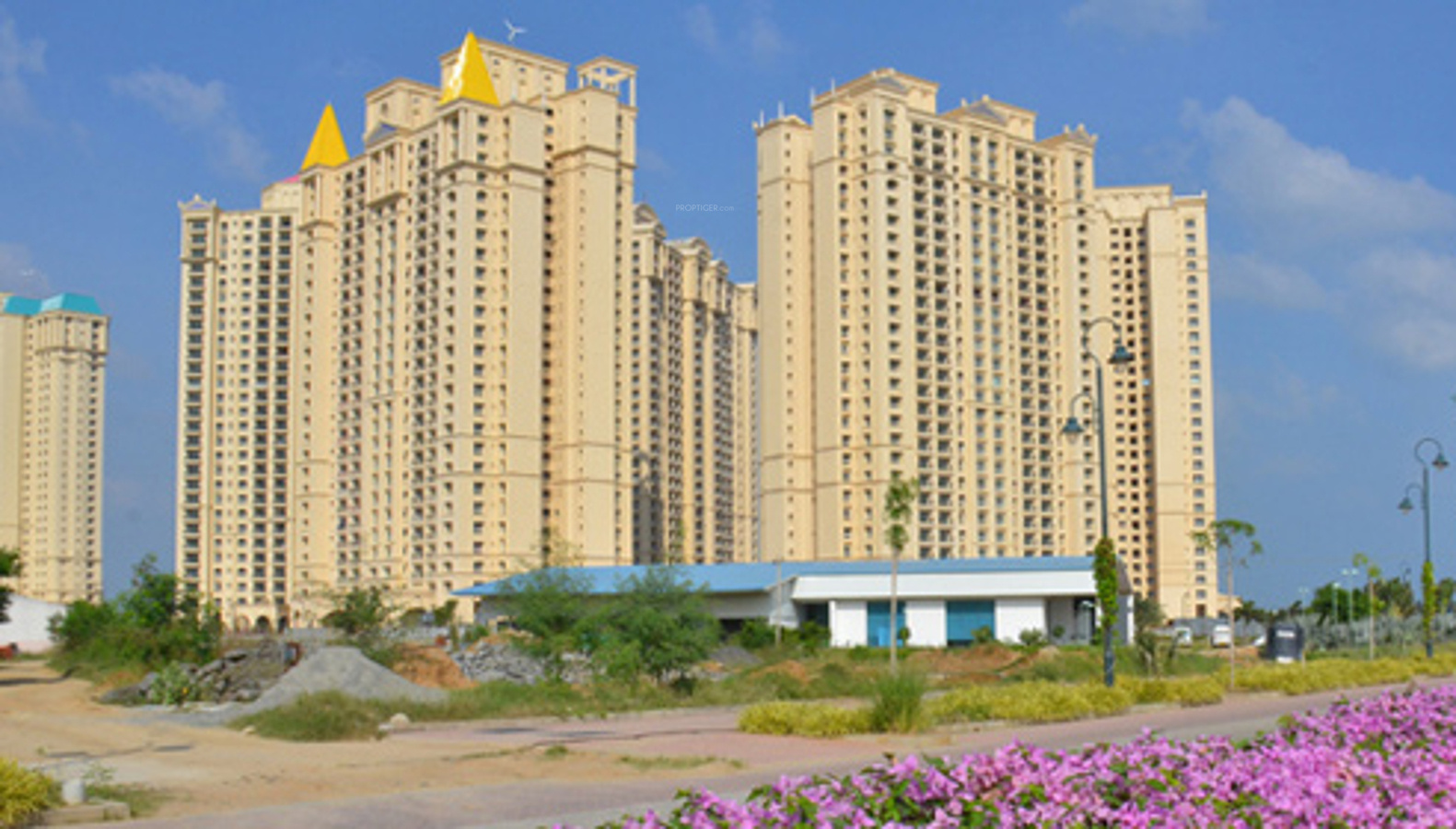 Hiranandani Tiana In Navallur Chennai Price Location