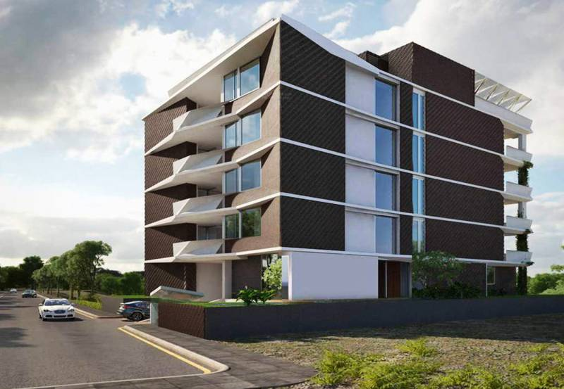 Images for Elevation of Pooja Crafted Homes Walk In The Sky