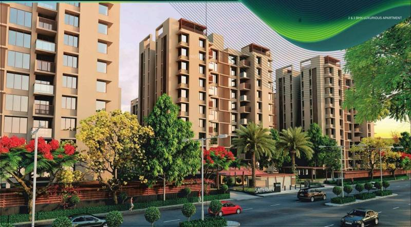 Images for Elevation of Tithi Satyamev Vista