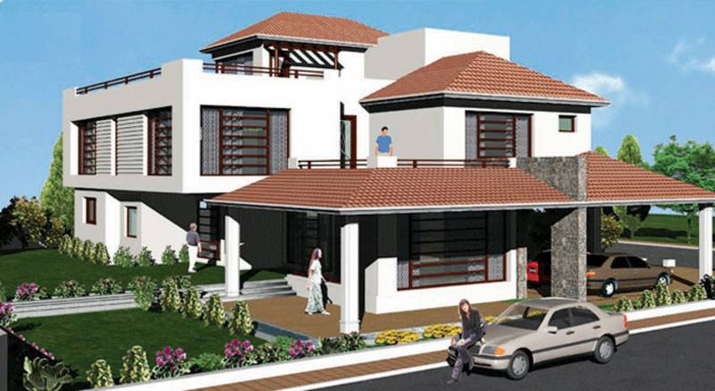 Images for Elevation of Reliance Green Village Extension
