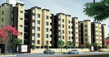 Images for Elevation of KP Residency