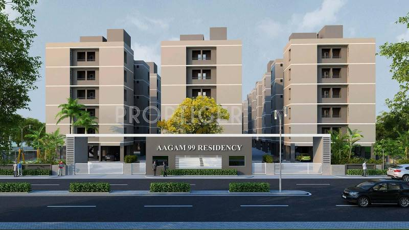 Images for Elevation of Aagam 99 Residency