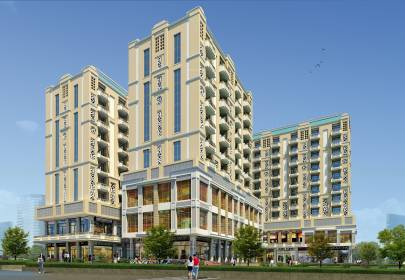 Images for Elevation of Piyush Square