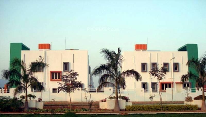 Images for Elevation of Vizag Profiles Pvt Ltd Green City Villas
