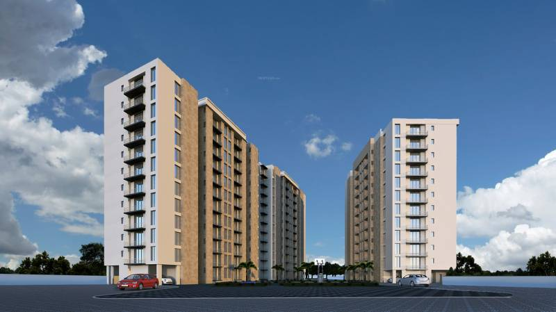 pratham-apartments Images for Elevation of Vipul Pratham Apartments