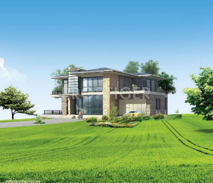 Images for Elevation of Jaypee Villa Expanza Country Homes II
