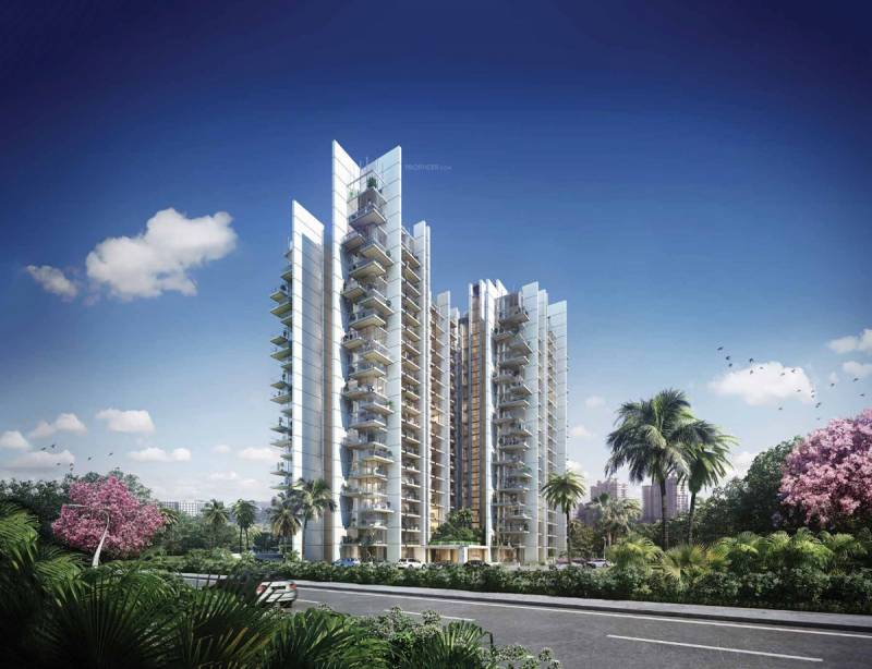 Images for Elevation of M3M Escala