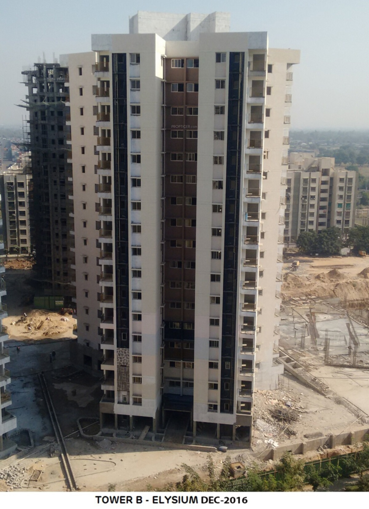 Adani Elysium In Near Vaishno Devi Circle On Sg Highway
