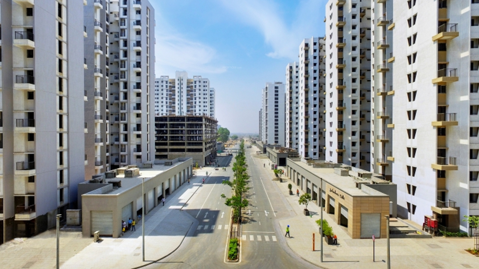 How is the Palava city in terms of connectivity and ...