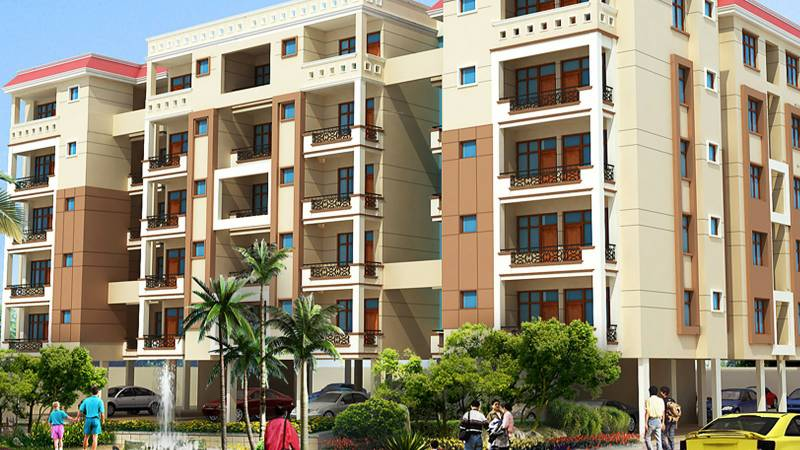 Images for Elevation of Shri Infratech Shri Ram Apartments