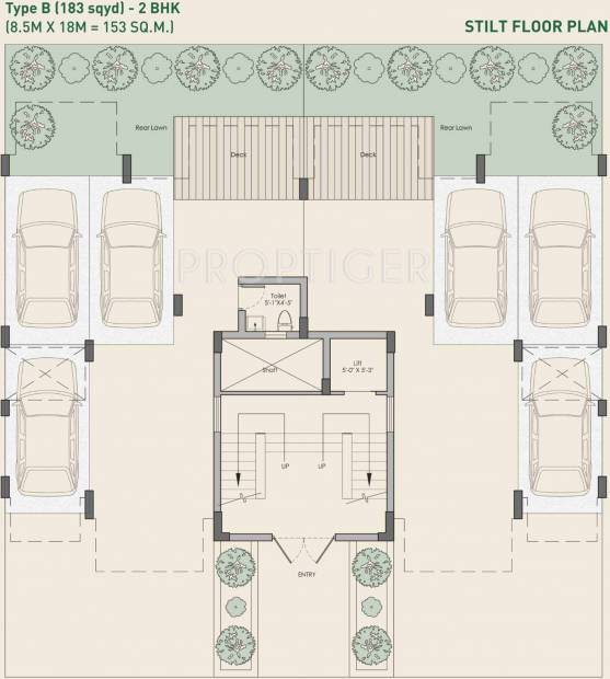 Images for Cluster Plan of Lotus Woodview Residences