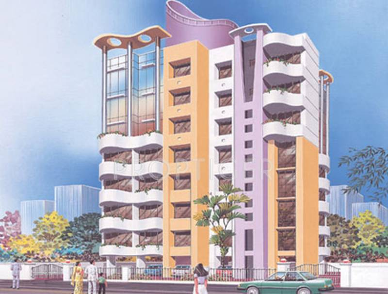 mukti-apartments Images for Elevation of Bholenath Developers Mukti Apartments