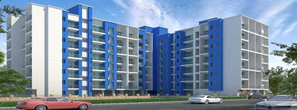 Images for Elevation of Balaji Heights