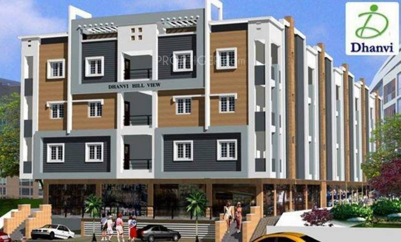 Images for Elevation of Dhanvi Dhanvi Hill View