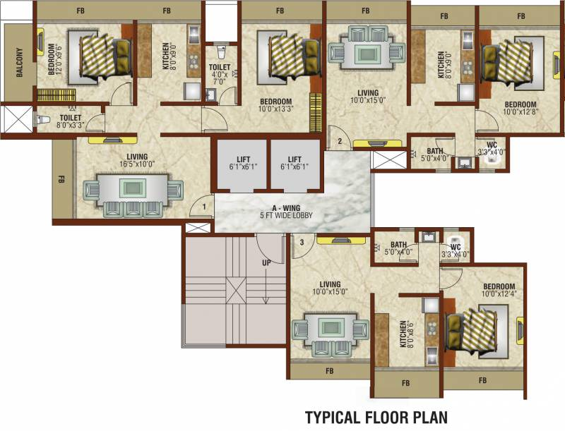 Images for Cluster Plan of Sonal Heights