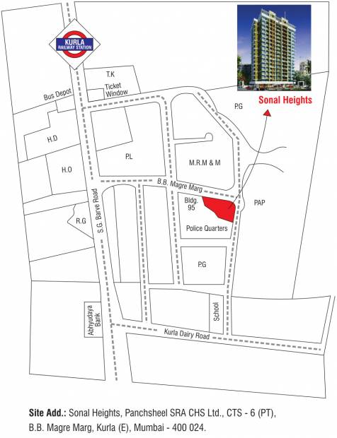 Images for Location Plan of Sonal Heights