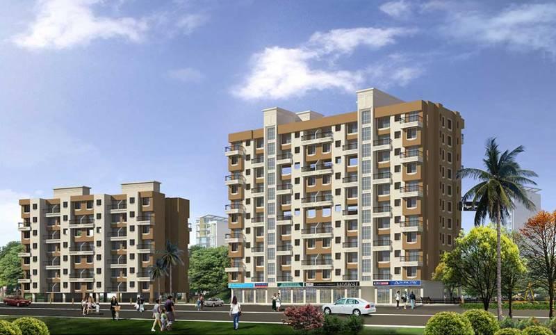 Images for Elevation of Bajaj Prakriti Angan
