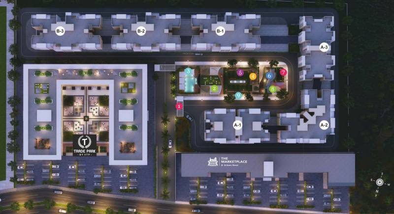Images for Layout Plan of VTP Urban Nest
