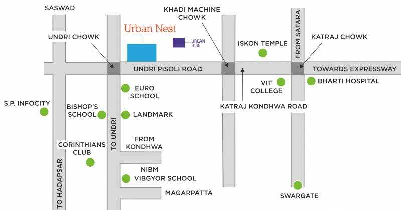 Images for Location Plan of VTP Urban Nest
