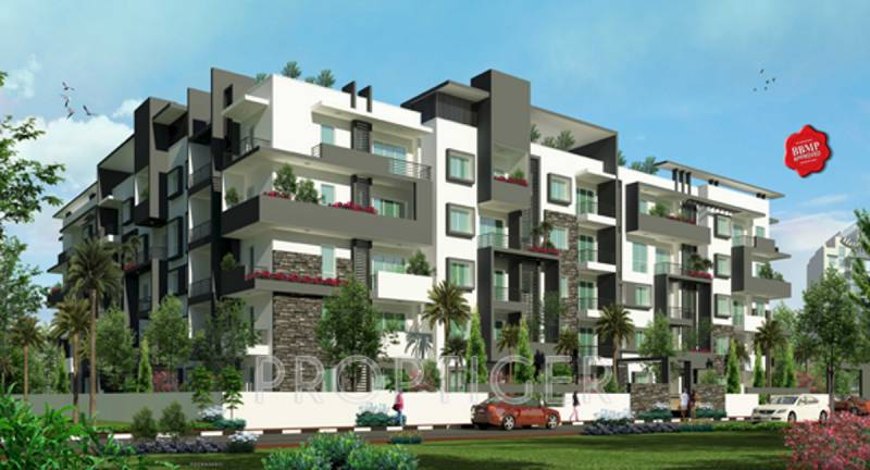 Images for Elevation of Mahaveer Fair Oaks