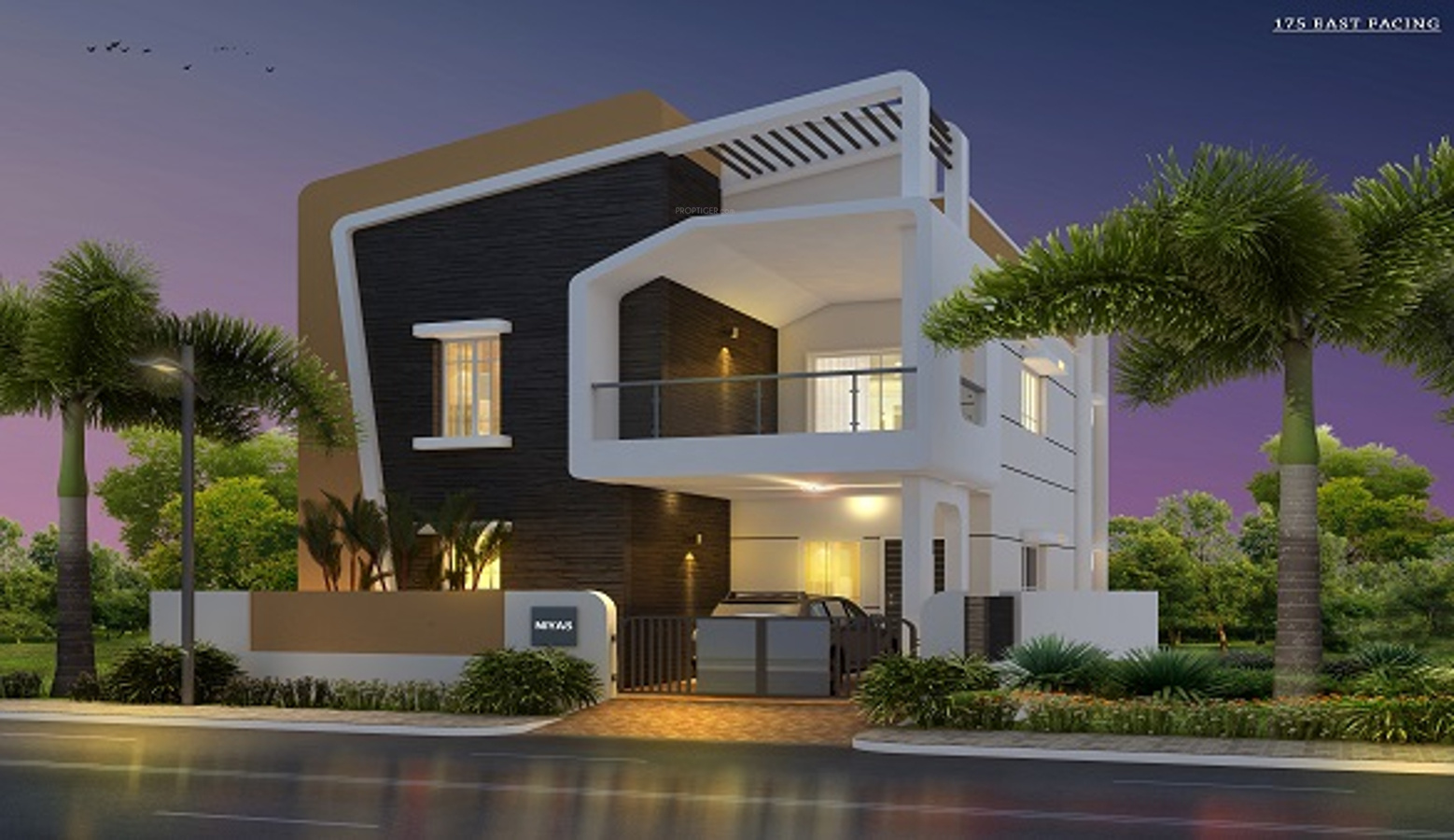 Niyas libdom luxury villas in bandlaguda jagir hyderabad price location map floor plan for Executive home plans designs
