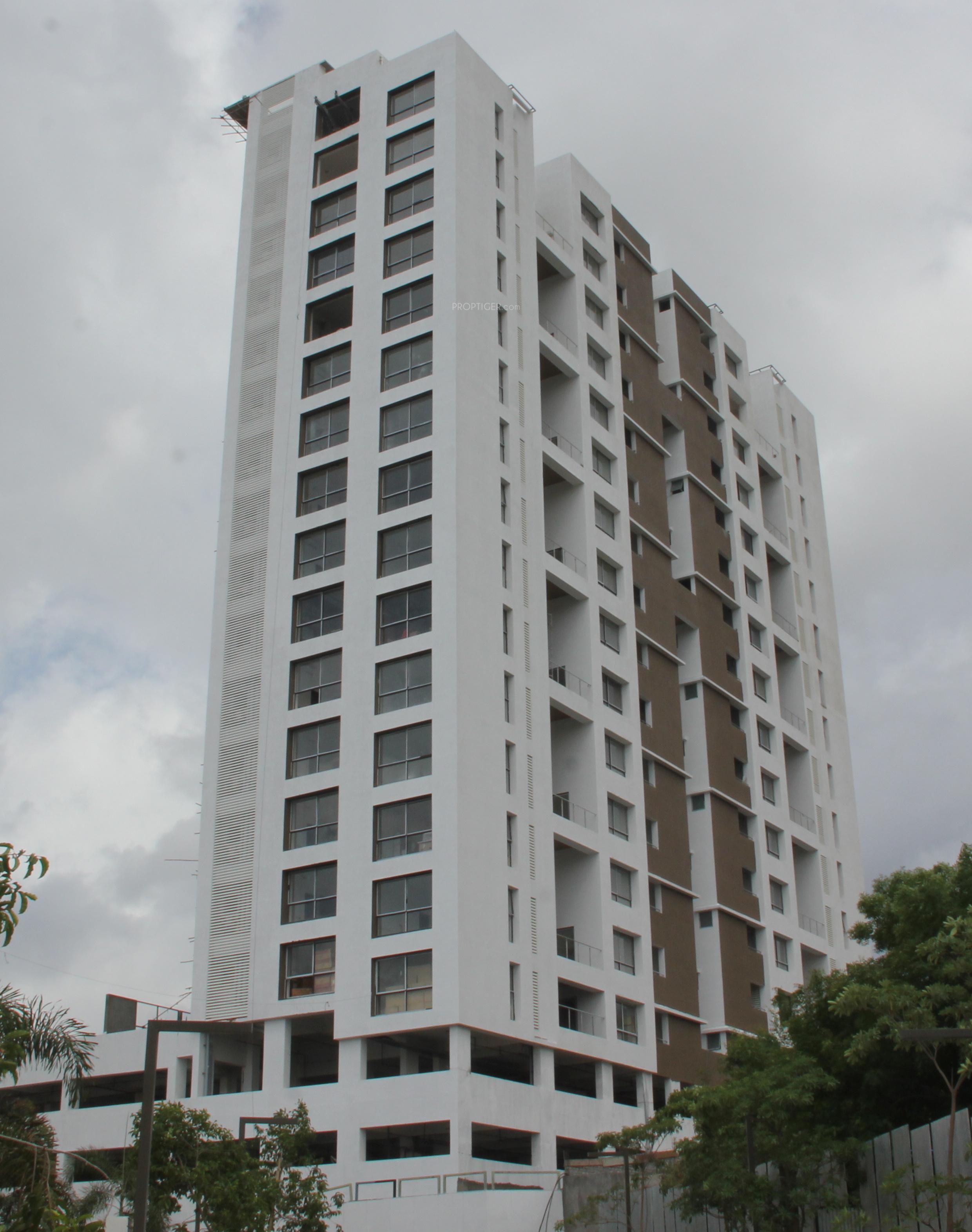 Geras Verbena High Rise In Bavdhan Pune Price Location
