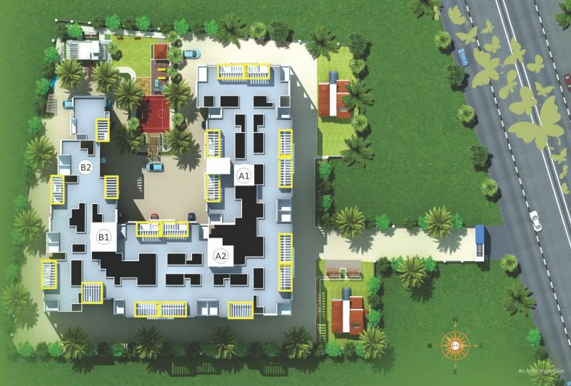 Images for Layout Plan of Sonigara Excluzee