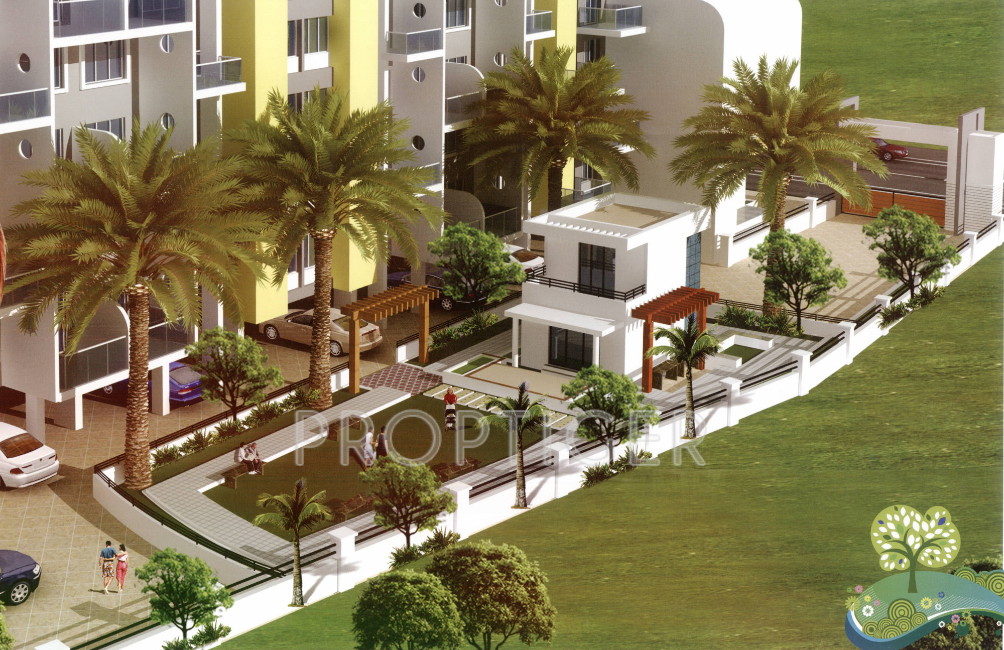 725 Sq Ft 1 Bhk 1t Apartment For Sale In Sonigara Homes
