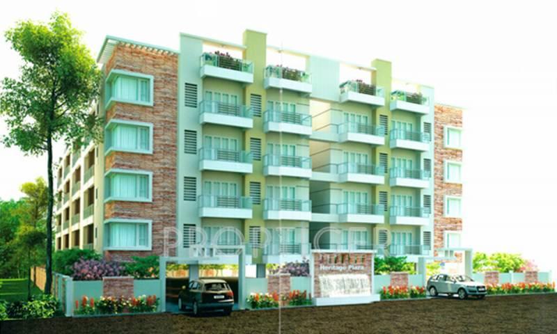 pegasus-properties-blr heritage-plaza Elevation