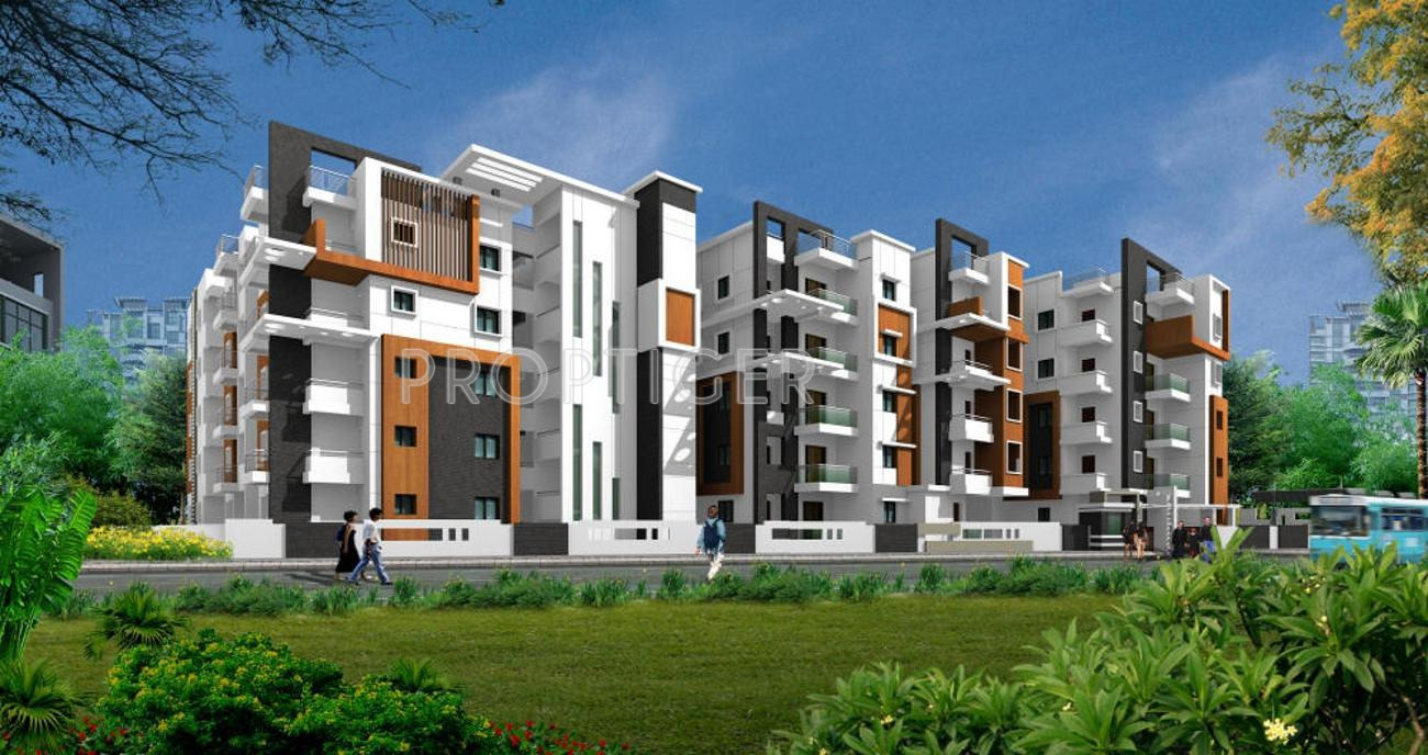 1044 sq ft 2 bhk 2t apartment for sale in srinidhi design for Apartment design and development ltd