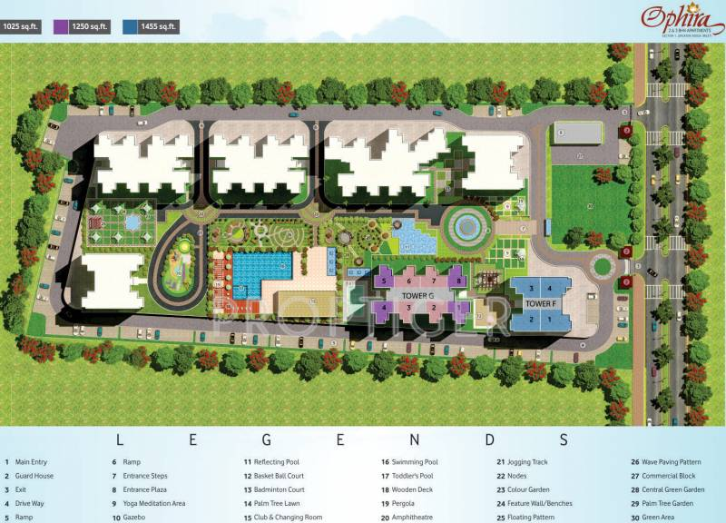 Images for Site Plan of Mangalya Ophira