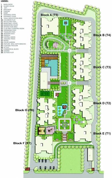 Images for Layout Plan of Mangalya Ophira