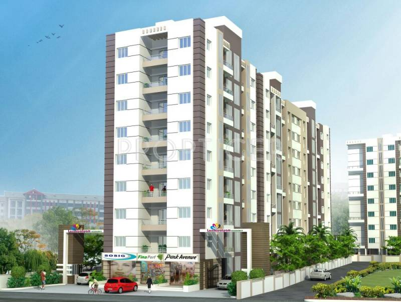 Images for Elevation of Vijayalaxmi Laxmisatyam Residency Apartments