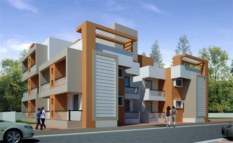 Images for Elevation of Karda Hari Sparsh
