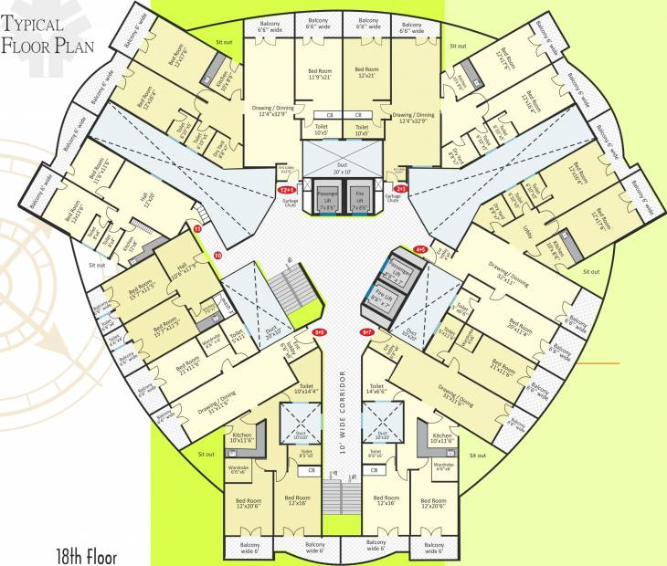 fortuna Images for Cluster Plan of Happy Fortuna