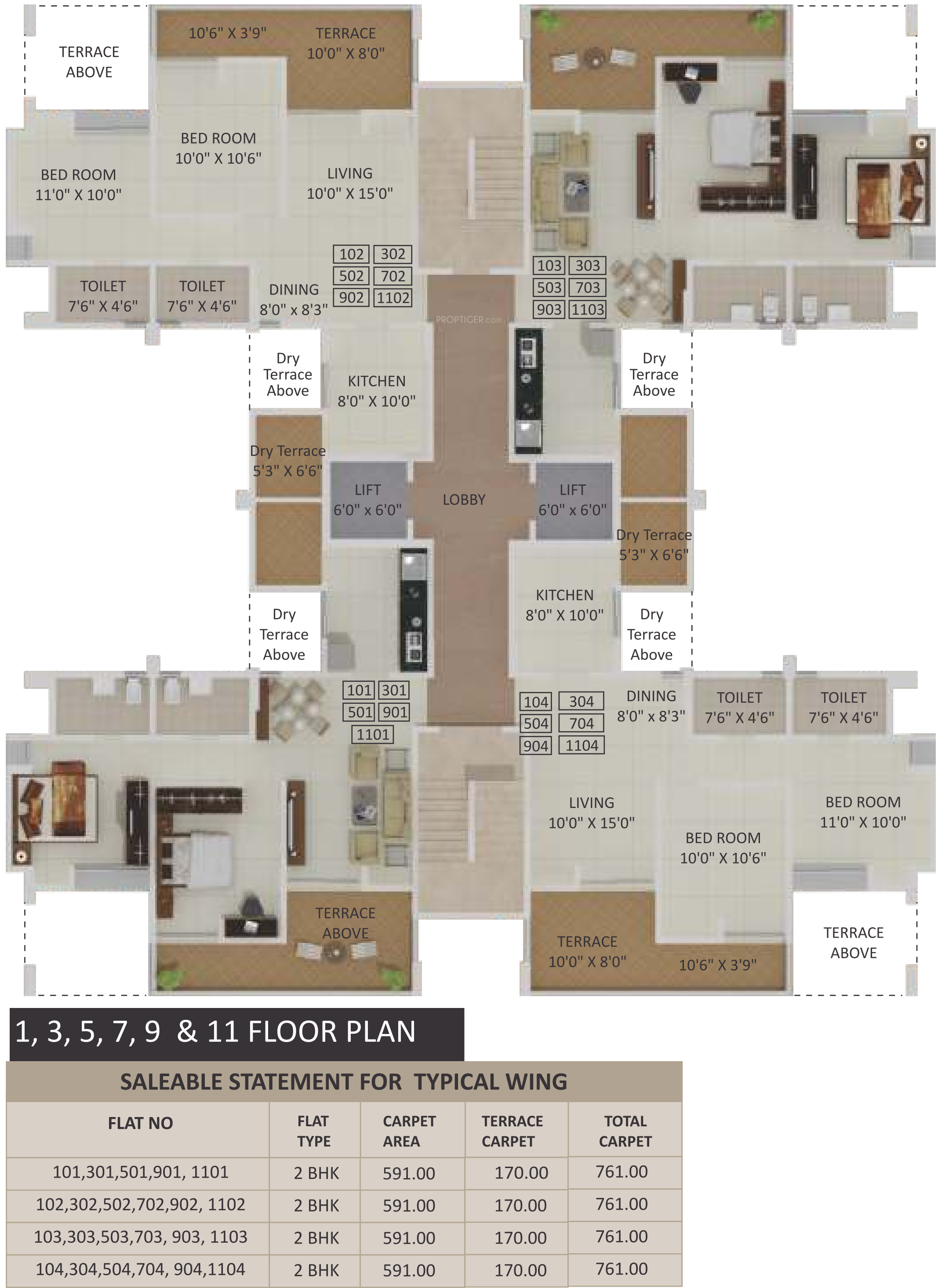 Alcon Stylus in Kondhwa, Pune - Price, Location Map, Floor