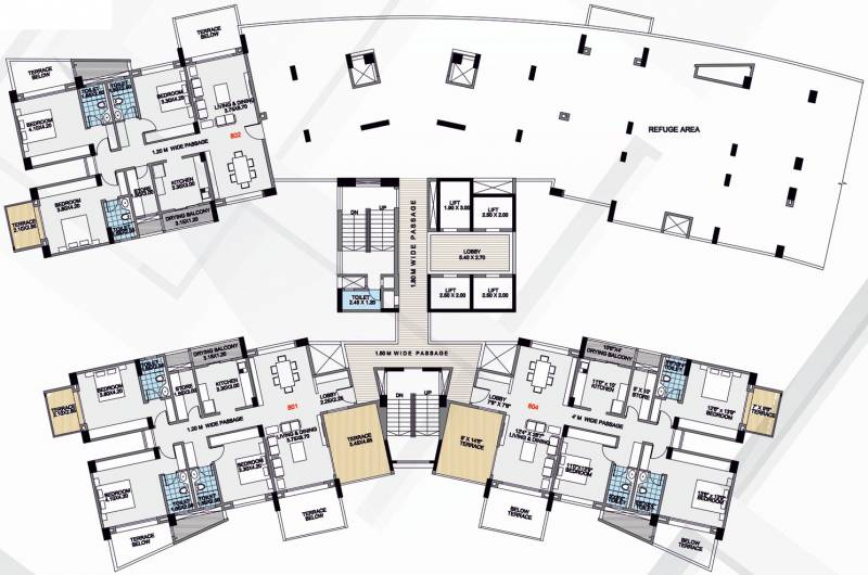 Images for Cluster Plan of Eisha Ishanya