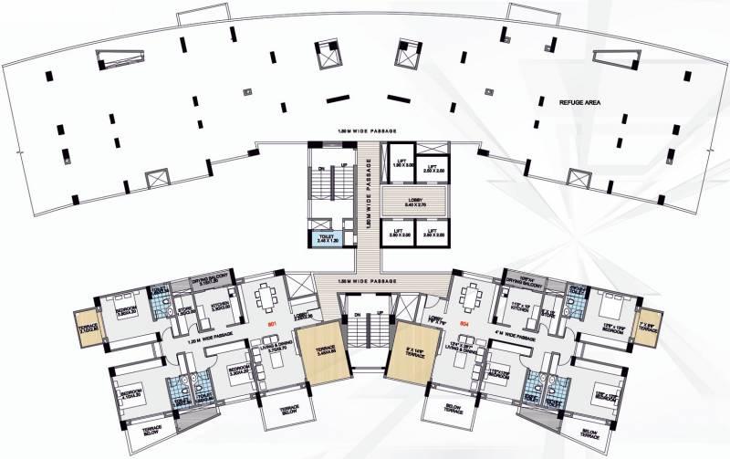 Images for Cluster Plan of Eisha Ishanya