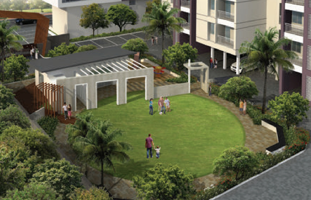 540 Sq Ft 1 Bhk 1t Apartment For Sale In Goyal My Home