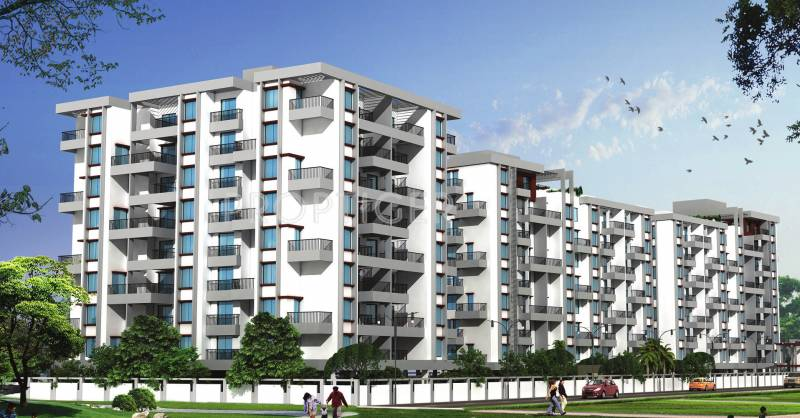 Images for Elevation of Goyal My Home MH14 Talegaon
