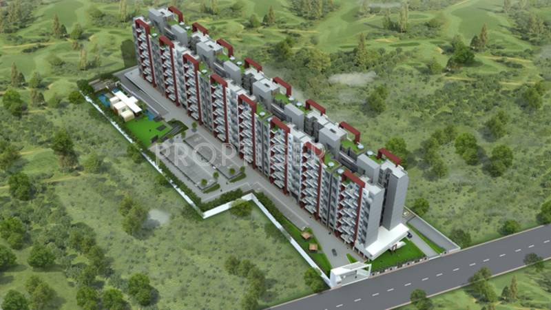 Images for Elevation of Goyal My Home MH14 Punawale