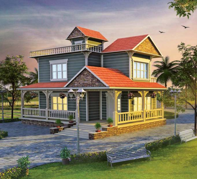 Images for Elevation of Green Yamini