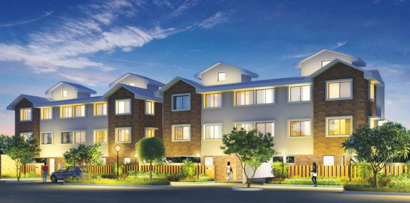 Images for Elevation of Siddhivinayak Whispering Woods