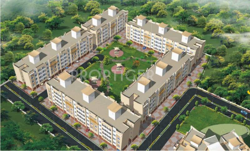 Images for Elevation of Siddhivinayak Groups Viision Woods
