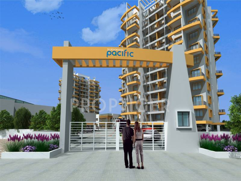 Images for Elevation of Sukhwani Pacific