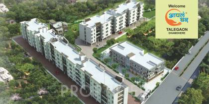 Images for Elevation of Maple Aapla Ghar Talegaon Dhamdhere