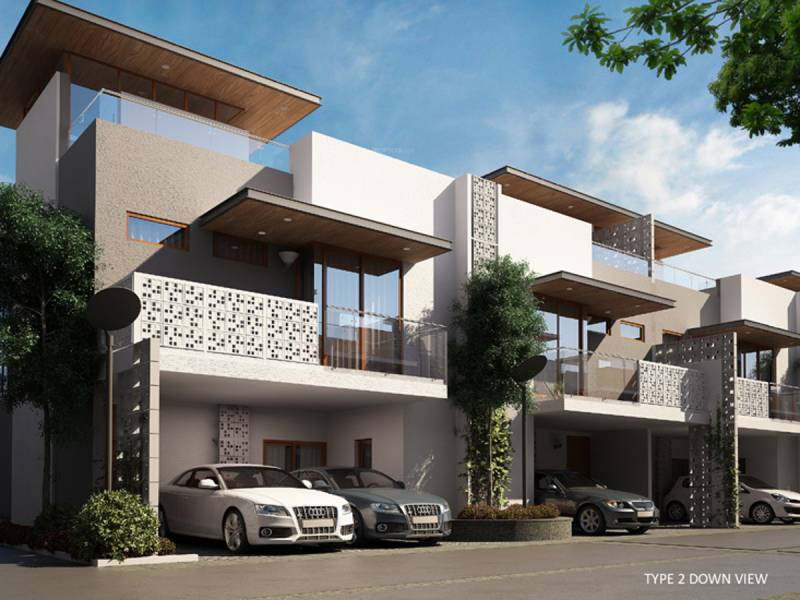Images for Elevation of Mantri Courtyard