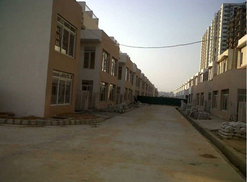 Images for Construction Status of Supertech Czar Villas