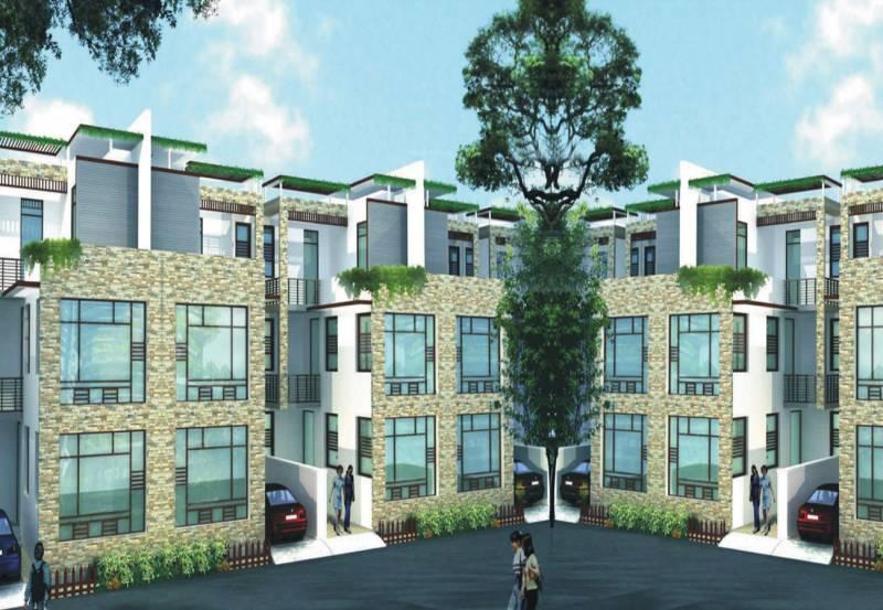 Images for Elevation of Supertech Czar Villas