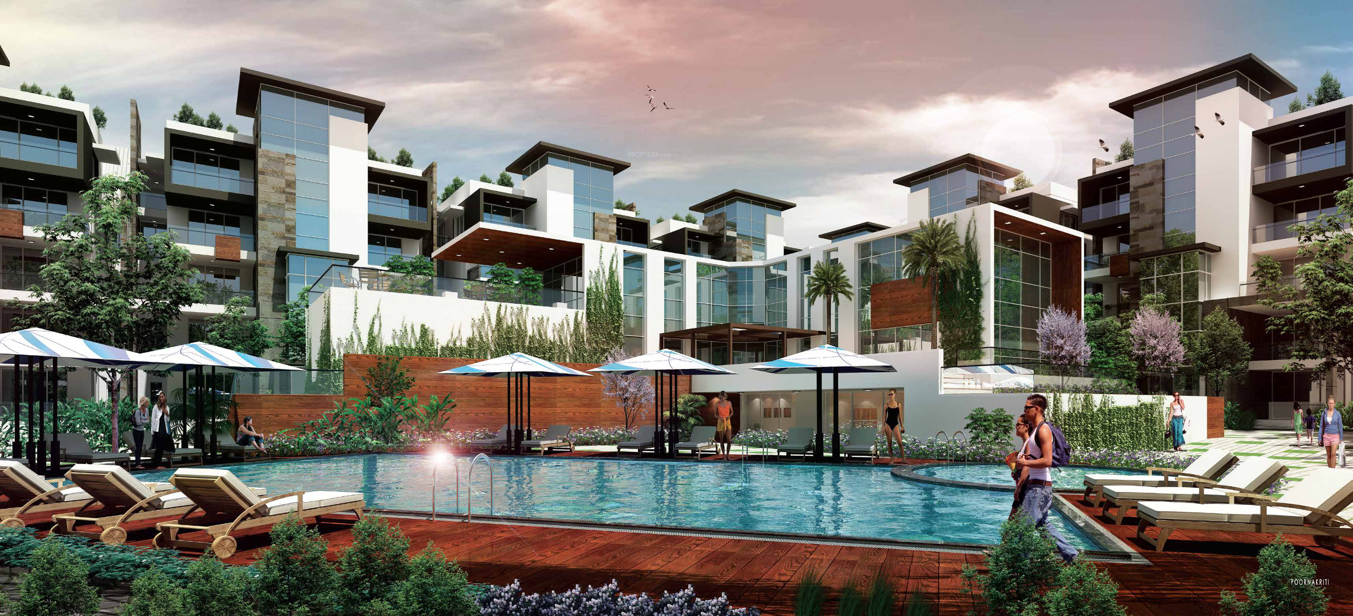 3382 Sq Ft 4 Bhk 4t Apartment For Sale In Arun Shelters